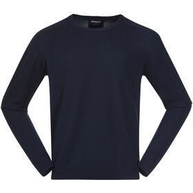 Bergans Solli Wool Sweater Men, blauw